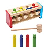 Wooden Toys Pounding Bench Wood Mallet Game - Best Reviews Guide