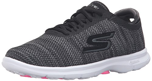 Skechers Go Step Prismatic Womens Chaussure Fitness - SS17 Black