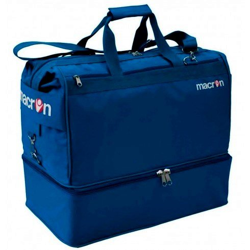 Macron Apex Holdall Medium Sporttasche Fitness Sport Tasche Bags Football Königsblau