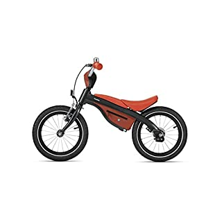 BMW Kidsbike 2016 Schwarz/ Orange
