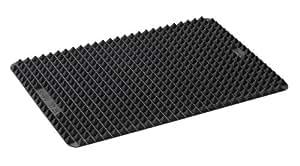 Lurch 85040 FlexiForm Backunterlage Pyramiden 41 x 29 cm, schwarz