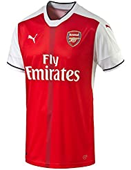 Puma Herren Arsenal Football Club Home 16–17 Replica Fußball Shirt