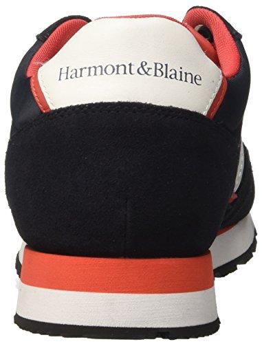 Harmont & Blaine Sneaker Uomo Blu (Blue)