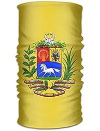 Pengyong Venezuela – Bandera de la Presidencia, Unisex, de Secado rápido, Microfibra, Bufanda mágica de Cuello con Capucha y asa…