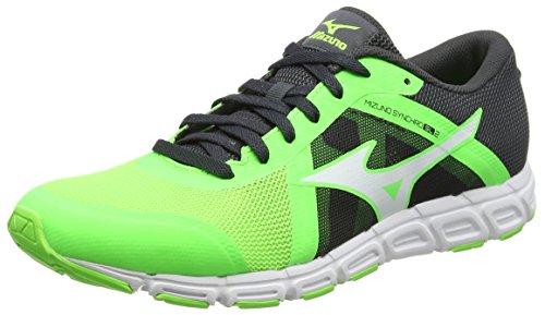 Mizuno Hombre Synchro Sl zapatillas para correr multicolor Size: 42 EU