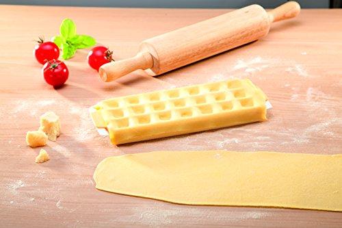 comprare on line Tescoma DELICIA Stampo per Raviolini Quadrati, 21 Pezzi, Plastica, Giallo prezzo