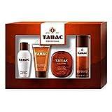Tabac Original Geschenkset 4-tlg 50 ml Aftershave, Duschgel, Seife und Deo