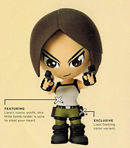 Tomb Raider Lara Croft Figure Loot Crate Gaming July 2016 Exclusive by...