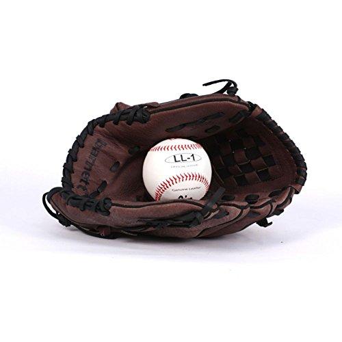 barnett GBSL-2 Kit de baseball gant, balle senior cuir
