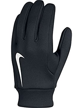 Nike Hyperwarm Field Player Glove - Guantes de portero unisex, color negro / blanco