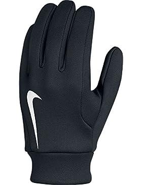 Nike Hyperwarm Field Player Glove - Guantes de portero unisex, color negro / blanco
