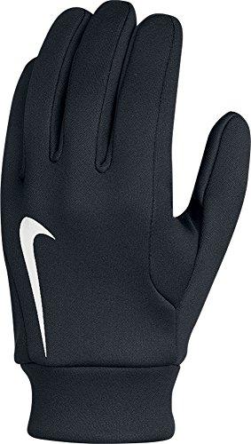 Nike Unisex Fußballhandschuhe Hyperwarm Field Player, black/white, M, GS0261-001