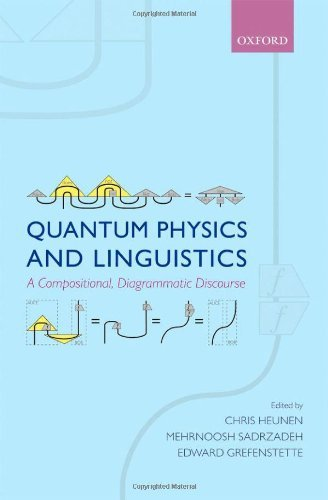 Quantum Physics and Linguistics: A Compositional, Diagrammatic Discourse (February 21, 2013) Hardcover