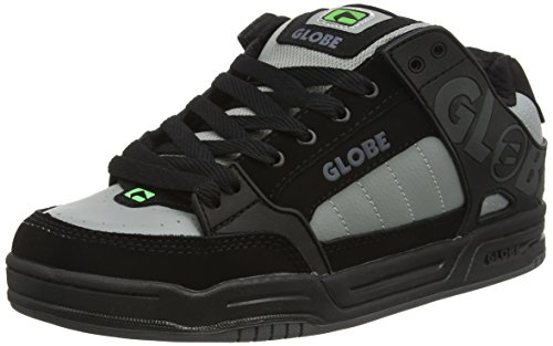 Globe Tilt - Scarpe da Skateboard Uomo, colore nero (black/grey), taglia 40.5 EU (7 UK)