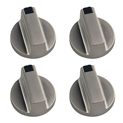 Chytaii 4pcs Estufas de Gas Pomo de Interruptor Mandos de interruptores Botón...