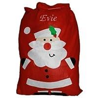 Personalised Christmas Stocking - Santa Sack Design