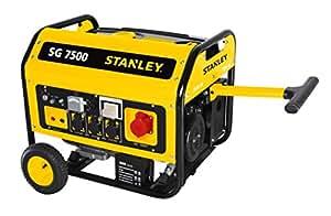 Stanley SG 7500 Groupe électrogène
