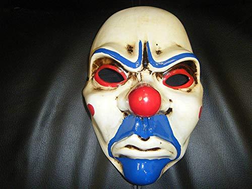 Zahltag Ufer Räuber Joker The Heist 2 Maske Kostüm Wrestling Erwachsene Cosplay (Joker Heist Kostüm)