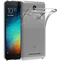 "Funda Xiaomi Redmi Note 3 / Note 3 Pro, AICEK Xiaomi Redmi Note 3 / Note 3 Pro Funda Transparente Gel Silicona Redmi Note 3/ Note 3 Pro Premium Carcasa para Redmi Note 3 / Note 3 Pro 5.5"""