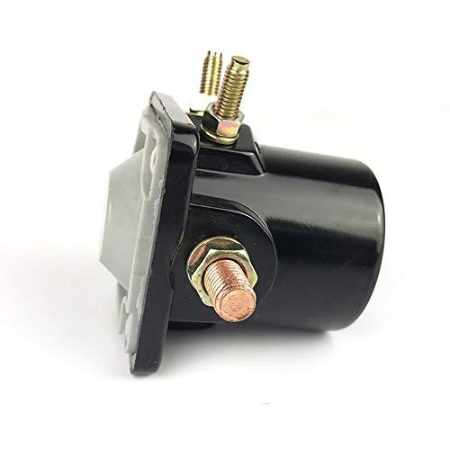 fdghhgjgtkuyiuy Heißer Starter Solenoid Schalter Relais für Johnson OMC Evinrude Außenbordmotor 12 Volt -