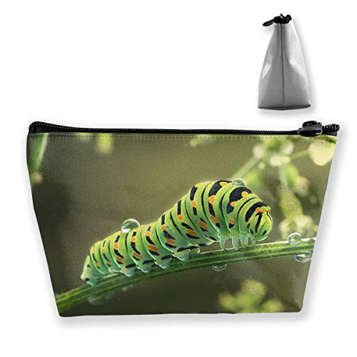 Trapez-Kulturbeutel Tragbare Reisetasche Caterpillar After Rain Waterproof Bag