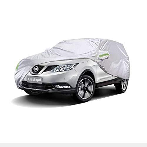WJSXJJ Autoabdeckung Nissan Qashqai Car Cover SUV Thick Oxford Tuch Sonnenschutz Regenschutz Warm Abdeckung Car Cover (Color : 2013)