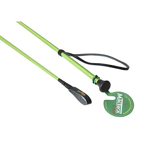 MacTack Kinder Reitgerte (60 cm) (Grün)