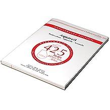 Hahnemuhle–Cuaderno de aniversario edición 425g/m²–Bloc de papel para acuarela, 30x 40cm, 15hojas