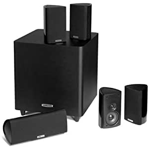 Polk Audio RM 705 5.1 Heimkinosystem schwarz