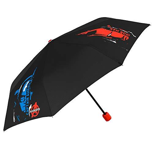 Paraguas Plegable Niño Marvel Avengers   Paraguas
