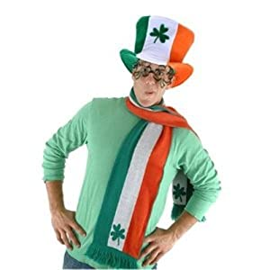 Elope A7513 - Sombrero para disfraz de irlandés