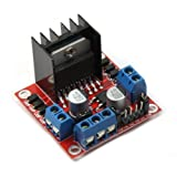 Motor Drive Controller Board Module L298N Dual H Bridge DC Stepper For Arduino