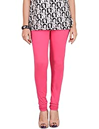 Nice Mode Leggings For Women Comfortable Stylish Girls Lotus Pink Leggings Waist, And Length , Chudidar Full Length...