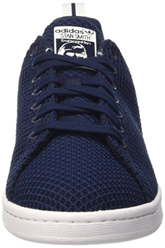 adidas Stan Smith Ck, Scarpe da Ginnastica Basse Uomo Blu (Collegiate Navy/Collegiate Navy/Footwear White)