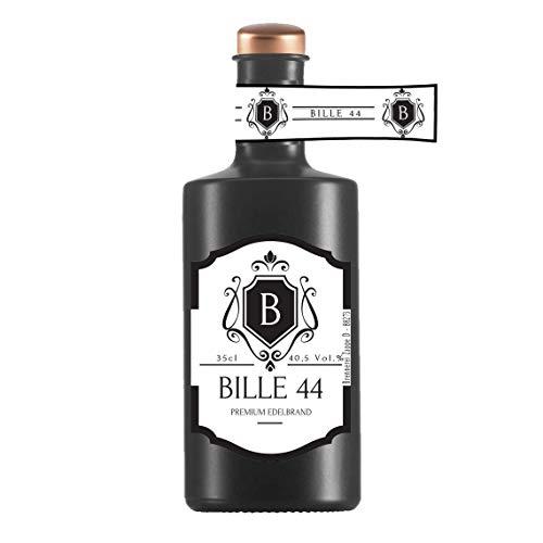 Cuvée von Williams Christ Birne, Gelbroter Spilling und Gravensteiner Apfel - Bille44 Premium Edelbrand