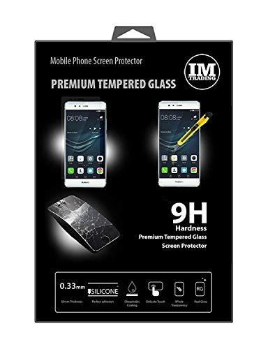 ENERGMiX Schutzglas kompatibel mit Huawei P9 Plus // Premium Tempered Glas Displayglas Panzer Folie Schutzfolie