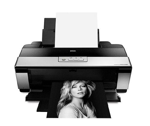 Epson Stylus Photo R2880 Tintenstrahldrucker (A3+, USB, 5.760x1.440 dpi) (Usb-drucker-kabel Epson)