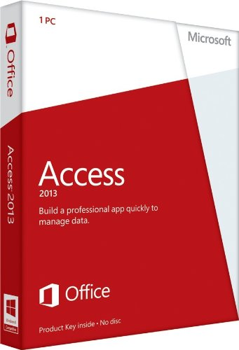Microsoft Access 2013 - 1PC (Product Key ohne Datenträger)