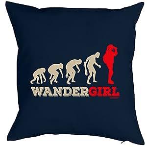 kissen deko kissen m f llung rubrik lustige spr che wandern bergsteigen wandergirl f r. Black Bedroom Furniture Sets. Home Design Ideas