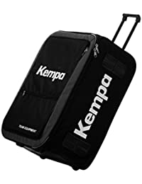 Kempa Team Equipment Trolley - Black, 145 Litres