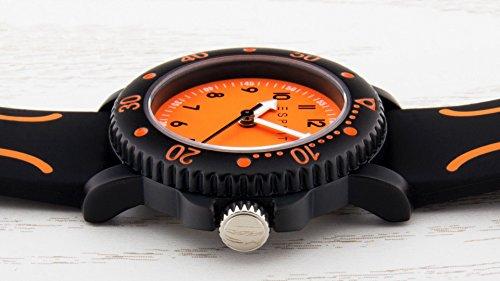 Esprit Jungen Armbanduhr Datum klassisch Quarz Plastik ES108334004 - 3