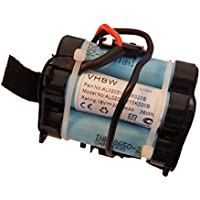 vhbw Li-Ion batería 2000mAh (18V) para robot Husqvarna Automower 105, 305, 308, 308x por 574 47 68-01, 505 69 73-20.