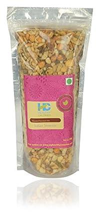 Healthy Calories Roasted Savouries - Navratan Mix, 100 grams ( combo of 3 packs)