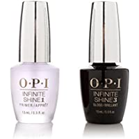 OPI Infinite Shine - Prime Base + Gloss Top Coat Duo - Nail Lacquer by OPI