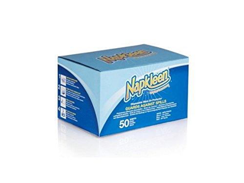 Napkleen - Baberos desechables (50 unidades)