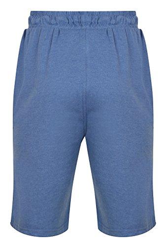 Tokyo Laundry Herren Relaxed Schlafanzughose grau grau Corn Flower Blue