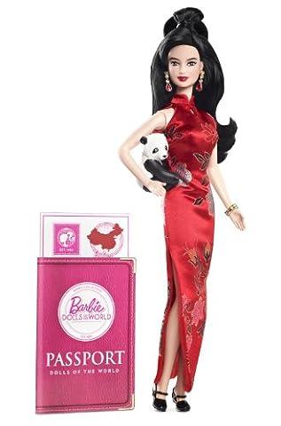 Barbie Collection - W3323 - Poupées du Monde - Chine