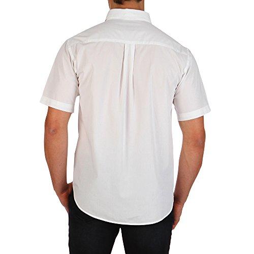 Ruckfield - Chemise Unie Poche Blanc - Blanc Blanc