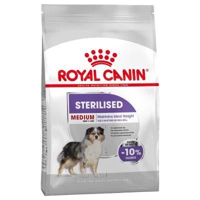 Royal Canin Medium Sterilised, 1er Pack (1 x 12 - Canin Medium Sterilised Royal