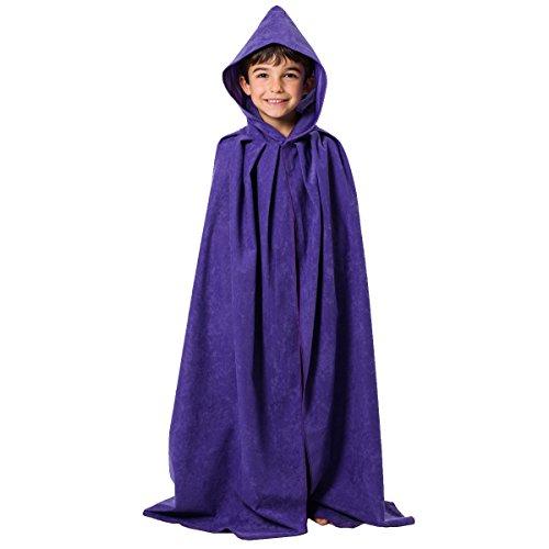 ze – Einheitsgröße 8-10 Jahre (Hobbit Umhang Kostüme)